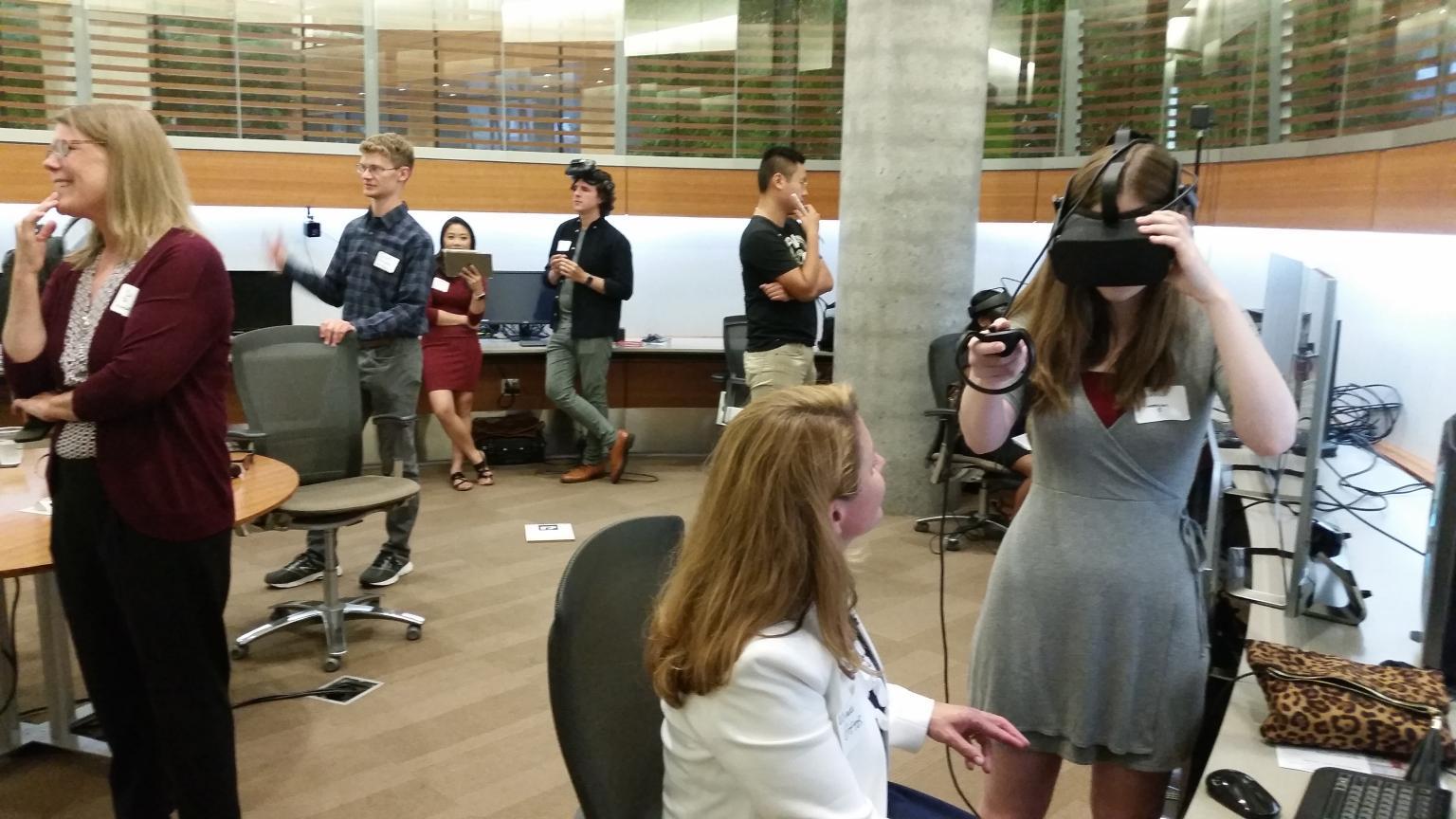 Virtual Realty at UW Madison