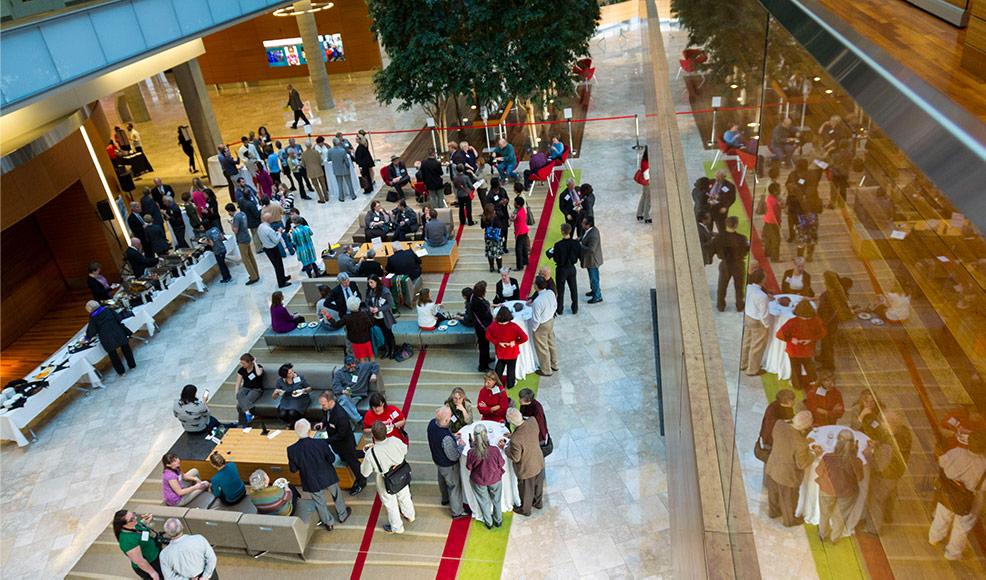Hyper Innovation Emerging Tech Hub Event
